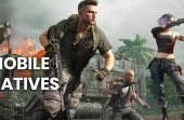 Best Games Like PUBG Mobile for Android & iOS - Alternatives