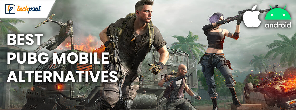 Best Games Like Pubg Mobile For Android Ios Alternatives