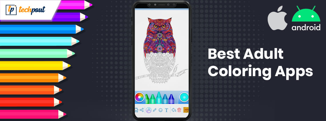 Top 7 Best Free Adult Coloring Apps For Android & iPhone in 2020