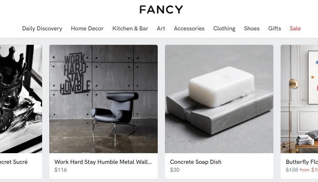 Fancy