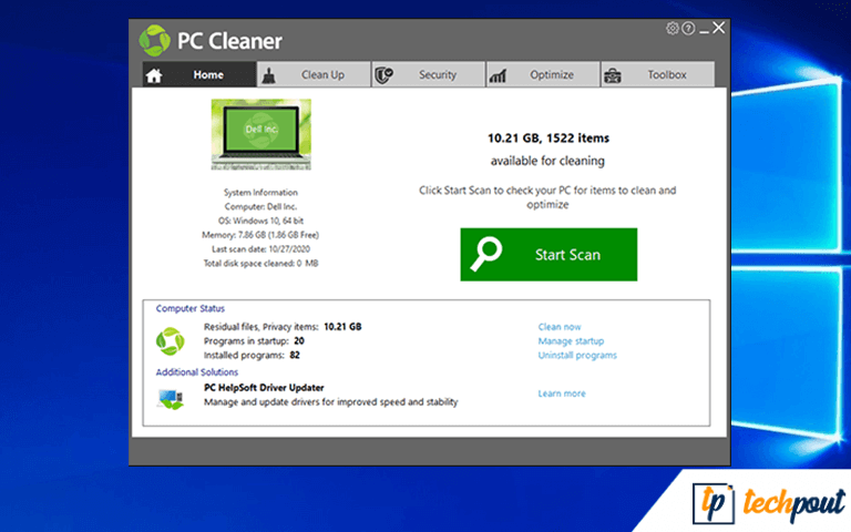 PC HelpSoft PC Cleaner