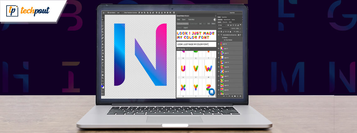 7 Best Free Font Creator Tools To Create Your Own Custom Fonts