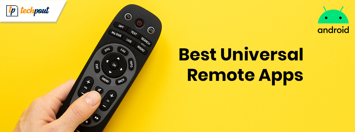 10 Best Universal Remote Apps for Android in 2020
