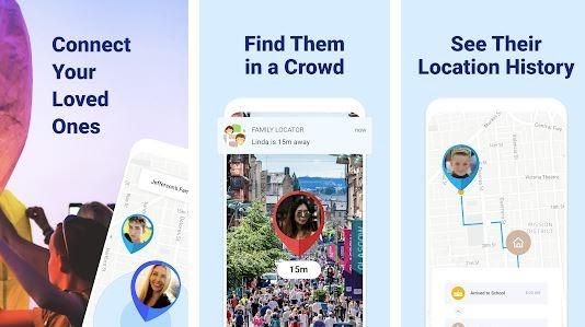 Family Locator - GPS Tracker App