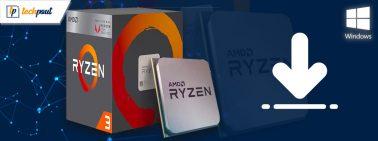 3 Best Ways to Download AMD Ryzen 3 2200G Drivers For Windows 10
