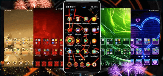 3D Theme for Android