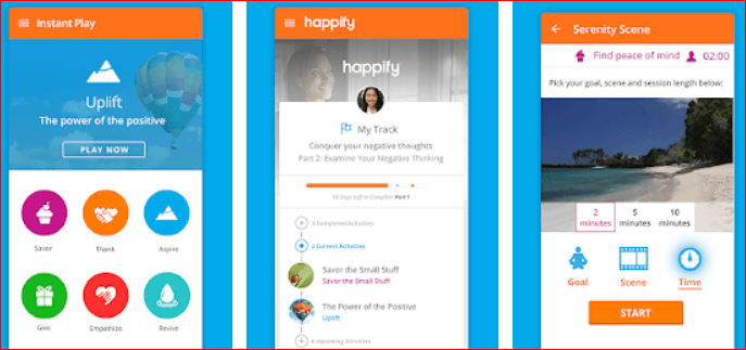 Happify: for Stress & Worry