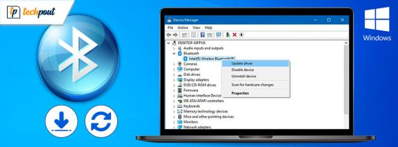 Windows 10 Bluetooth Driver Download for Windows PC - Reinstall and Update