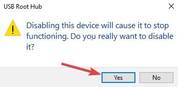 Click On Yes When a Confirmation Dialog Box Appears