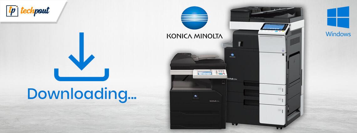 Download-Konica-Minolta-Printer-Drivers-For-Windows-10