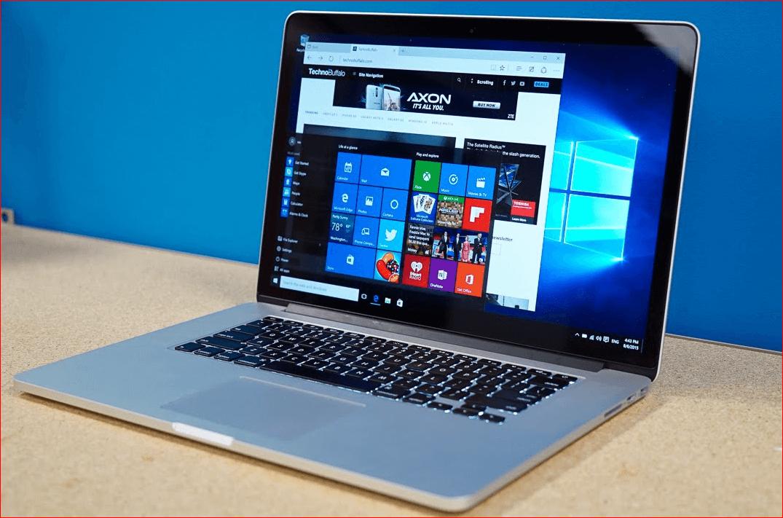Use Windows on Your Mac