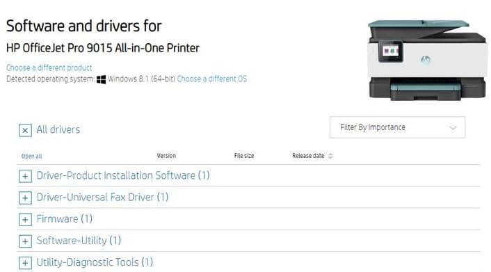 Click On + Sign Which is Presented Next to Drivers to Unveil Drop-Down Option