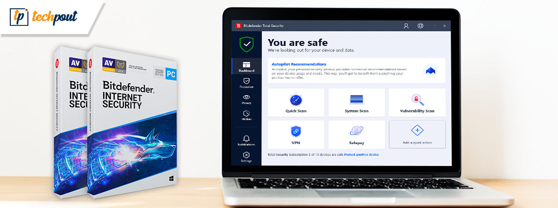 Bitdefender Internet Security Review 2021: Features, Specifications, Price & More