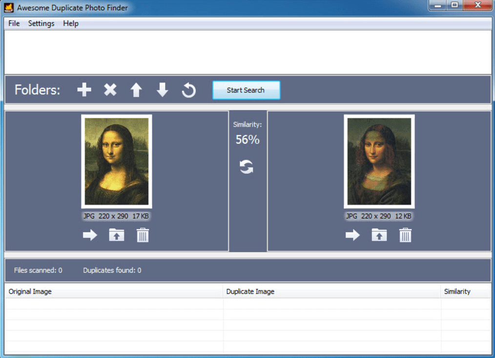 Awesome-Duplicate-Photo-Finder