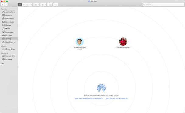 طريقة نقل الصور من هاتف الآيفون إلى الماك Mac بسهولة