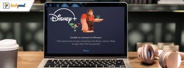 Fixed: Disney Plus Not Working {Quick Methods}