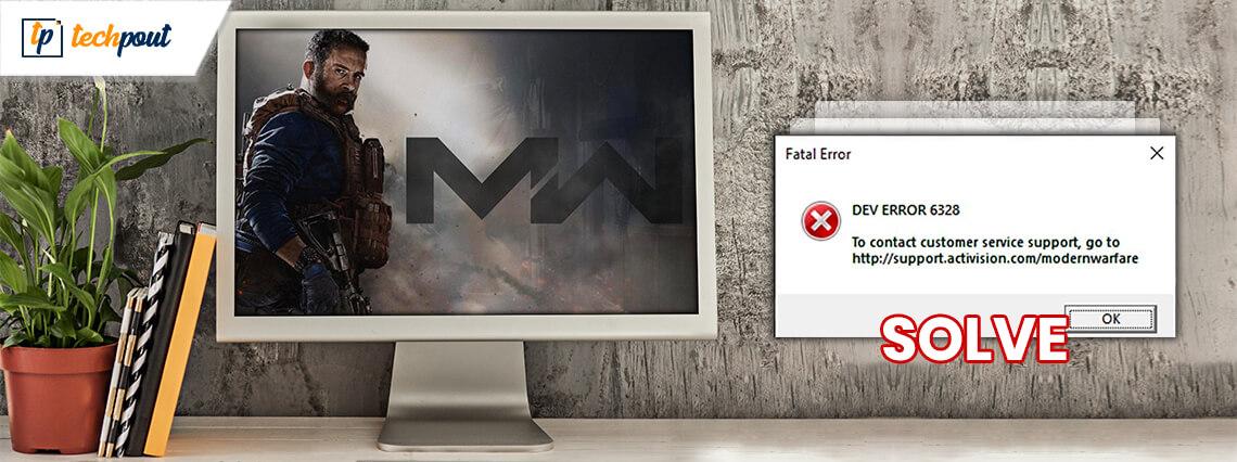 [Fixed] Modern Warfare Crashing Issues On PC
