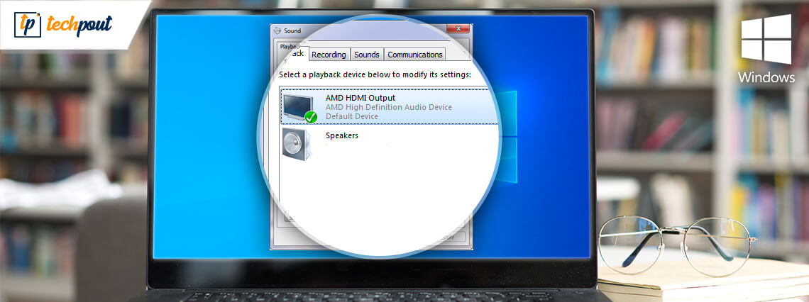 Download AMD High Definition Audio Device Drivers For Windows 10/8/7