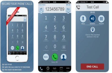 Call Recorder - Int Call