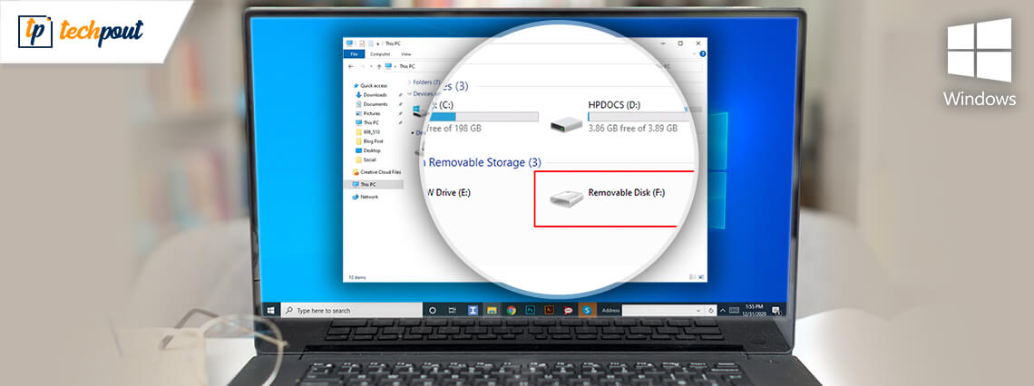Solve-USB-Drive-Not-Showing-Up-on-Windows-10
