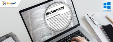 10 Best Free Offline Dictionary Software For Windows 10/8/7 PC