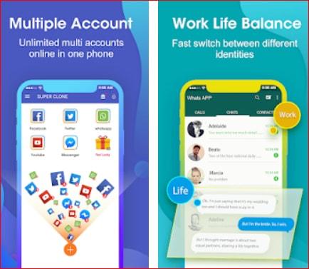 طريقة بسيطة لإستخدام حسابين على الوتساب في نفس الوقت