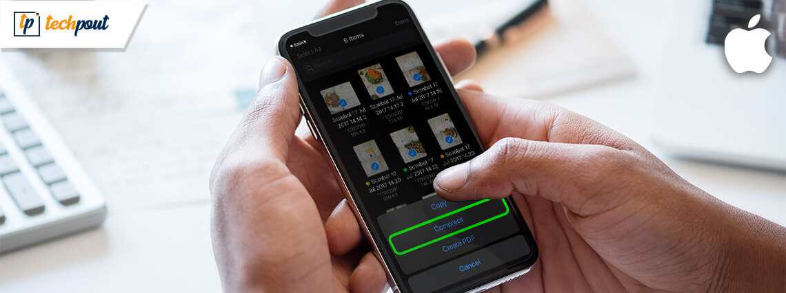 How To Compress Photos On iPhone and iPad