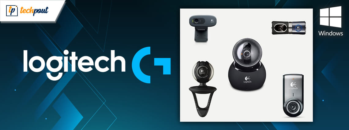 Logitech Webcam Drivers Download, Install and Update for Windows 10