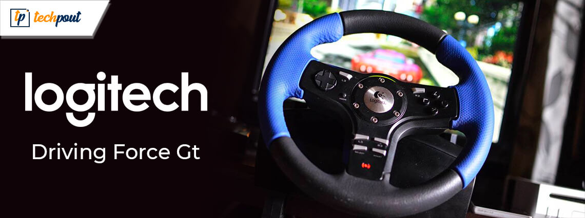 Download and Update Logitech Driving Force GT Driver for Windows 10, 8 & 7