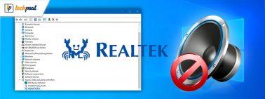 How to Fix Realtek Audio Stuttering on Windows 10