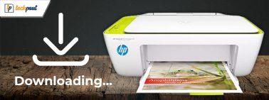 HP DeskJet Ink Advantage 2135 All-in-One Printer Driver Download