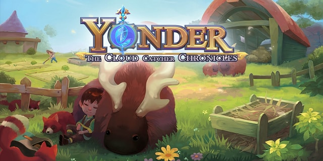Yonder - The Cloudcatcher Chronicles