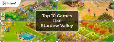 Top 10 Games Like Stardew Valley | Similar Games to Stardew Valley