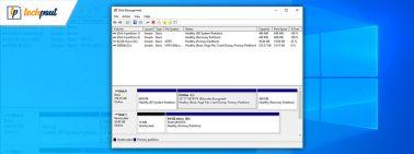 Windows 10 Disk Management: Get Complete Help in Disk Management