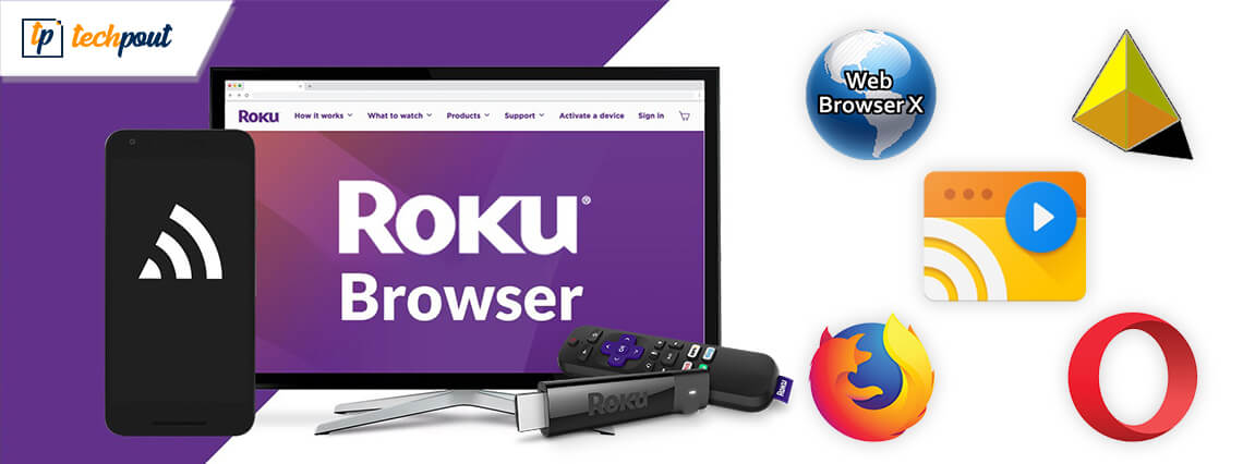 7 Best Web Browsers for Your Roku device in 2021