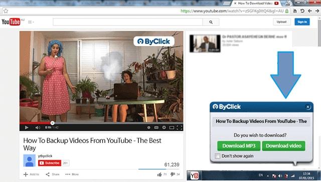 ByClick Downloader
