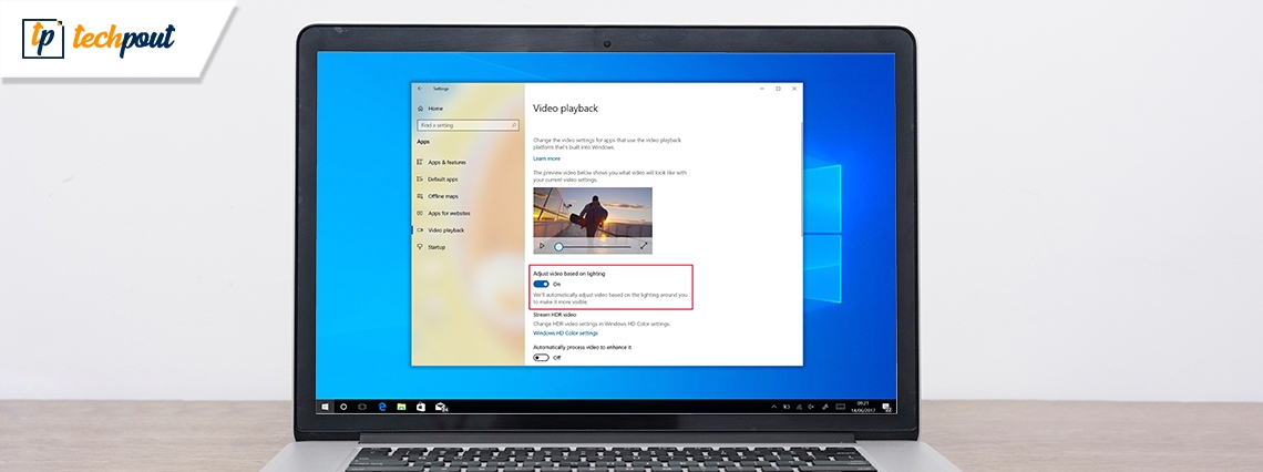 Video Playback Settings in Windows 10 (2021 Updated)