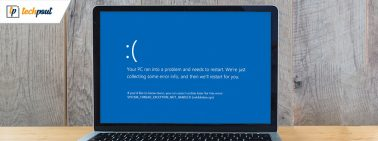 """How to Fix """"System Thread Exception Not Handled"""" Error in Windows 10"""