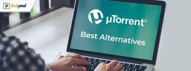11 Best uTorrent Alternatives to Download Torrent Files in 2021