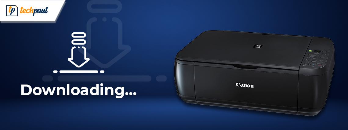 Download Canon Pixma MP287 Printer & Scanner Driver for Windows 10