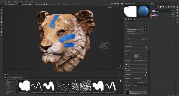 Adobe Substance Painter
