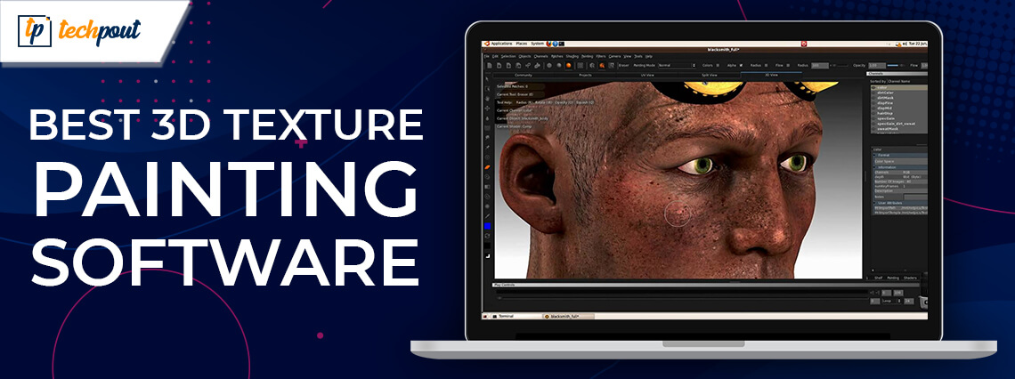 10 Best 3D Texture Painting Software In 2021