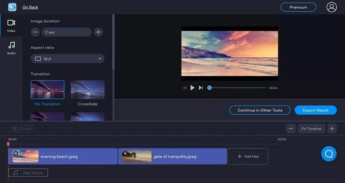 Fastreel Video Editor