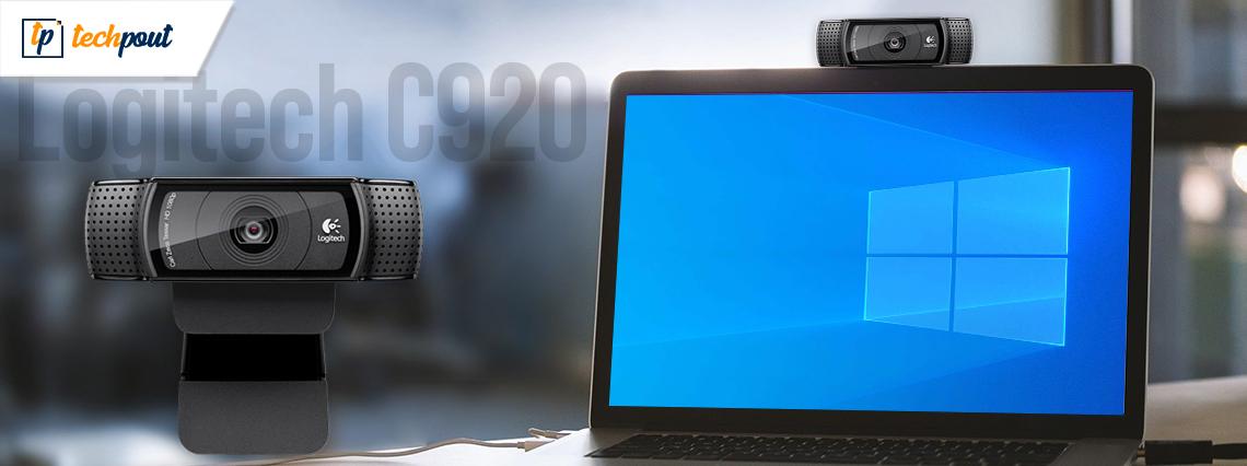 Logitech C920 Webcam Not Working {FIXED}