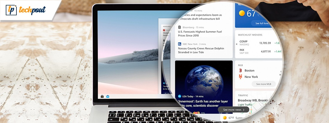 Windows 10 'News and Interests' Taskbar Feature Rolling Out More Widely