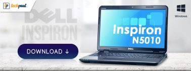 Dell Inspiron N5010 Drivers Download and Update for Windows 10,8,7
