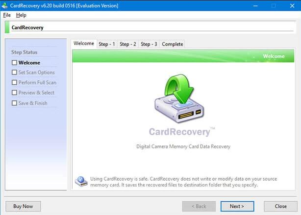 Card RecoveryPro