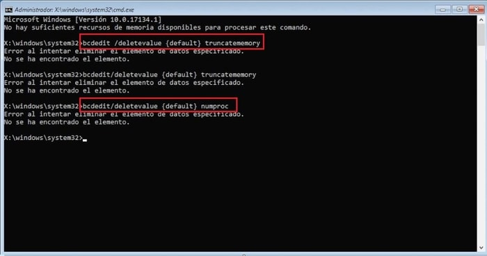 Input Command in Command Prompt Window