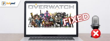 Tips to Fix Overwatch Mic Not Working on Windows 10 PC