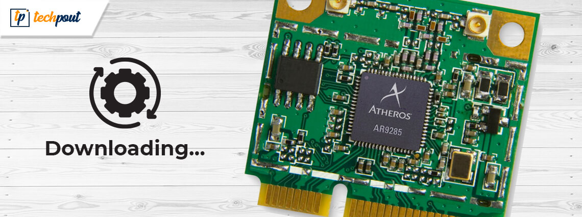 Qualcomm Atheros AR956x Wireless Network Adapter Driver Download & Update on Windows